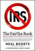 The Fair Tax Book by Neil Boortz
